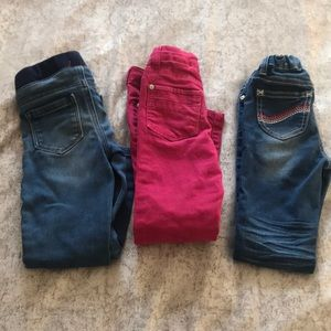 Other - Bundle of 4T Jeans for Girls